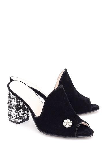 Girl Boss Sandalet Siyah